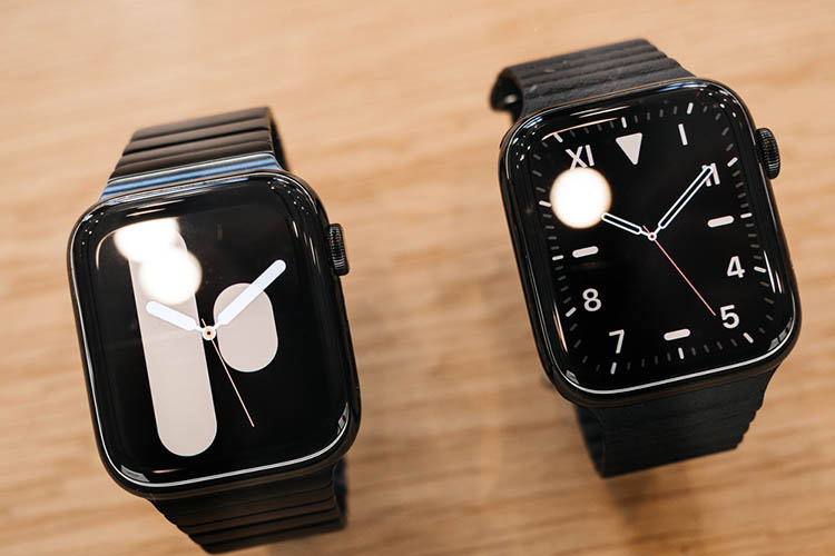 Apple Computers Watch Series 5 goes on sale in Store