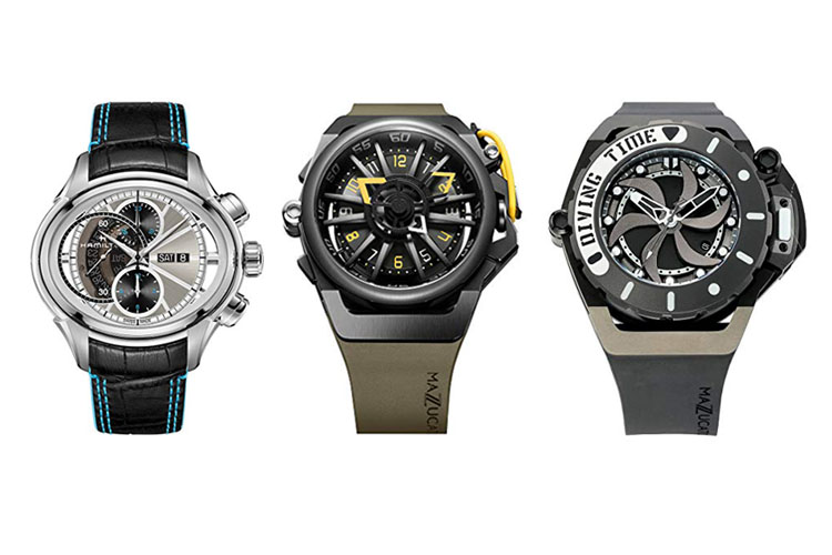5 Reversible Watches - Beyond the Iconic JLC Reverso cover photo