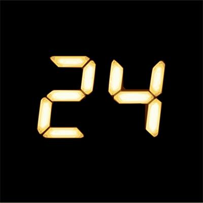 24 tv series logo