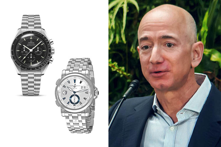 Jeff Bezos' Watch Collection1 cover