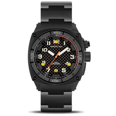MTM Black Hawk Watch
