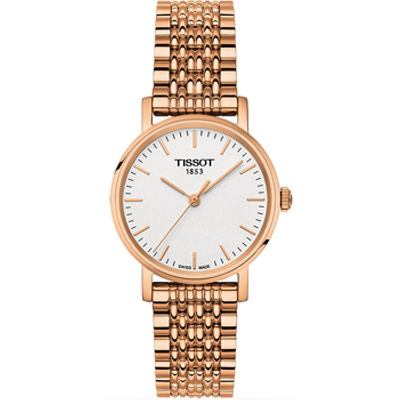 TISSOT T-CLASSIC EVERYTIME 30MM LADIES WATCH