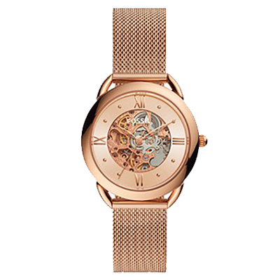 Tailor-Mechanical-Rose-Gold-Tone-Stainless-Steel-Watch1
